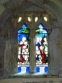 Stained glass window, All Saints Church - geograph.org.uk - 986302.jpg