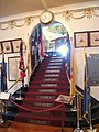 Stairway of the Constitution - Museum of the Ancient and Honorable Artillery Company of Massachusetts - IMG 6932.JPG