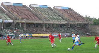 Stal Mielec - Old Ground: Stadion Stali Mielec