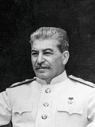 Joseph Stalin - Stalin at the Potsdam Conference, 1945