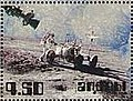 Stamp of Abkhazia - 1999 - Colnect 1003111 - Lunar Rover.jpeg