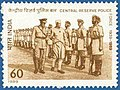 Stamp of India - 1989 - Colnect 165308 - Nehru Inspecting Guard of Honour.jpeg