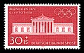 Stamps of Germany (BRD), Olympiade 1972, Ausgabe 1970, 30 Pf.jpg
