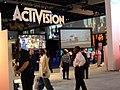 Stand de Activision en el E3 2009.jpg