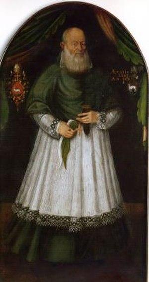 Polish–Lithuanian royal election, 1587 - Primate of Poland Stanisław Karnkowski
