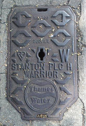 "Stanton Warriors - A Stanton Ironworks ""Warrior"" on a London street."