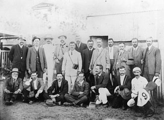 Bowen, Queensland - Bowen Turf Club, ca. 1910
