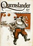 StateLibQld 2 210948 Illustrated front cover from The Queenslander, 22 December 1927.jpg