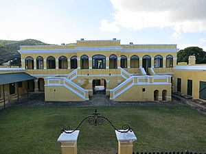 Christiansted National Historic Site - Image: Stcroixhistoricchris tiansted