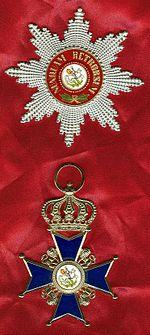 Ster en kruis van de Sint George-Orde van Hannover.jpg