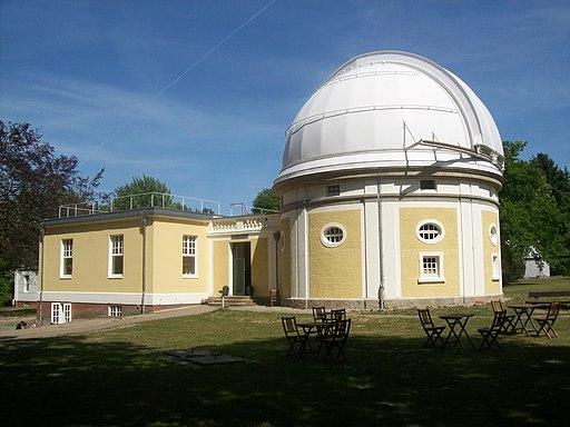 Sternenwarte Restaurant - panoramio