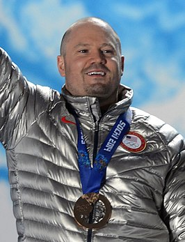Steven Holcomb in 2014
