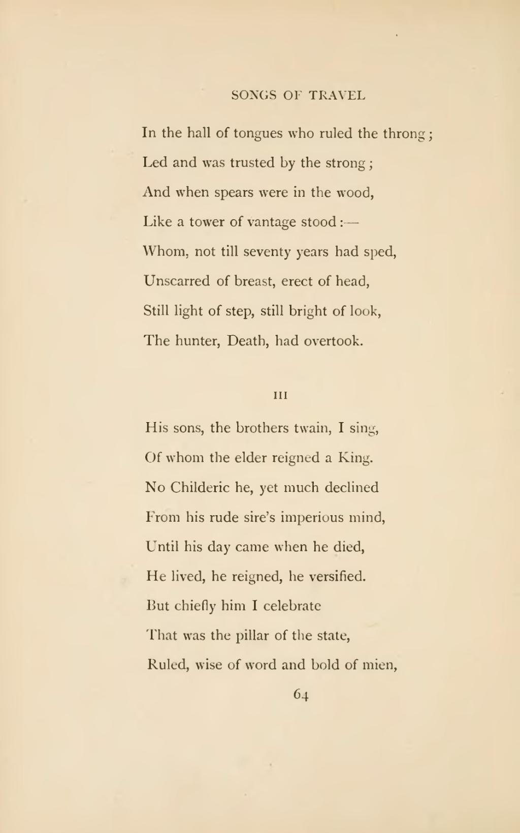Page:Stevenson - Songs of Travel (1896) djvu/80 - Wikisource