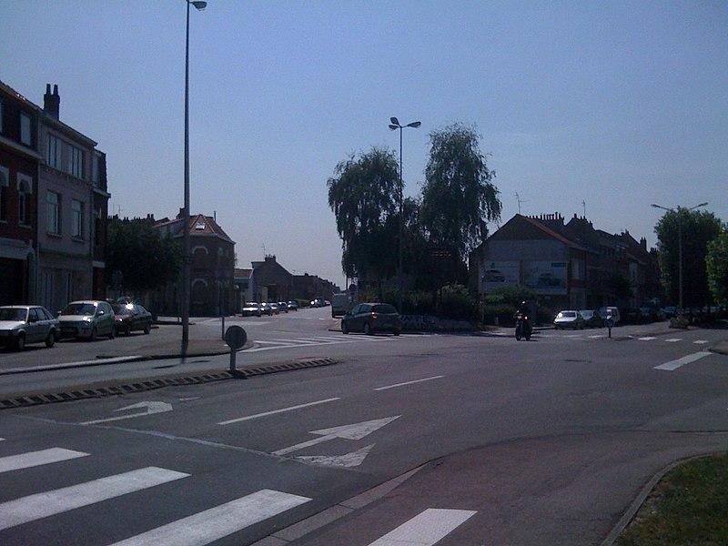 Quartier Sainte Germaine à Coudekerque-Branche