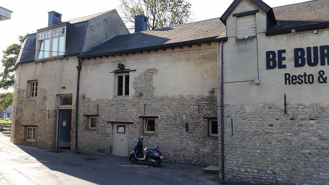 Stockman's Mill, heritage building in Zaventem, Flemish Brabant, Belgium.