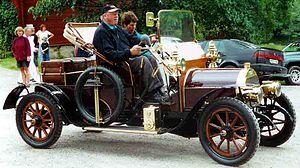 Stoewer - Stoewer LT 4 1910