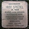 Stolperstein Warendorf Schützenstraße 17 Hugo Spiegel.jpg