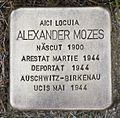 Stolperstein für Alexander Mozes.JPG