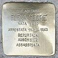 Stolperstein für Elena Segre (Rom).jpg