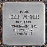 Stolperstein für Jozef Werner (Prievidza).jpg