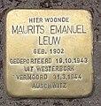 Stolpersteine Gouda Burgvlietkade60 (detail).jpg
