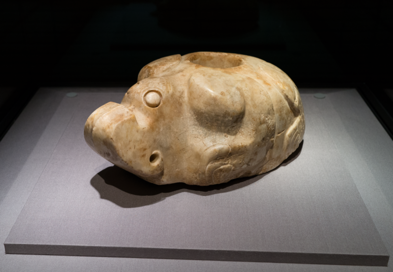 File:Stone Monster - Shang Dynasty.tiff