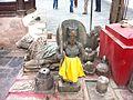 Stone statue of Shiv Shakti.JPG