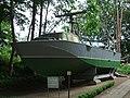 Stralsund, Marinemuseum, Leichtes Torpedoschnellboot ILTIS (2007-06-03).JPG