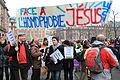 Strasbourg manifestation mariage pour tous 19 janvier 2013 12.JPG