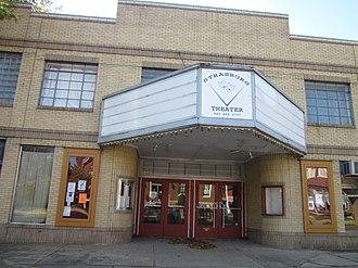 Strasburg, Virginia - Image: Strasburg Theater