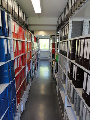 Documentation of cultural property - Institutional Archive