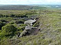 Stream channel, West Nab Moss, Meltham - geograph.org.uk - 1356175.jpg