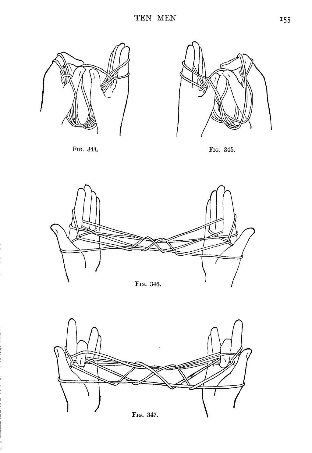 String Tricks Cat S Cradle
