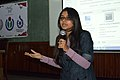 Sucheta Ghoshal - Wiki Academy - Indian Institute of Technology - Kharagpur - West Midnapore 2013-01-26 3861.JPG
