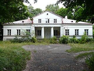 Sufczyn, Masovian Voivodeship Village in Masovian Voivodeship, Poland