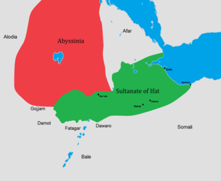 medieval Muslim Sultanate in the Horn of Africa