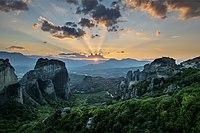 Sunset at Meteora.jpg