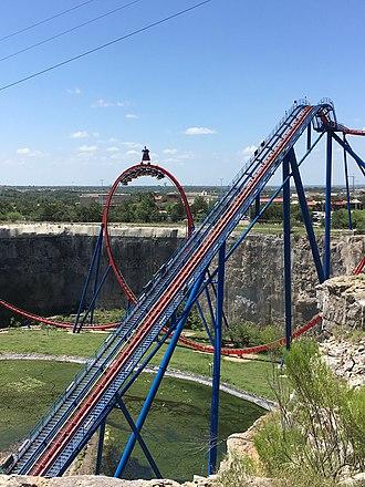 Superman: Krypton Coaster - Image: Superman SFFT