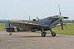 Supermarine Spitfire IXc 'MH434 ZD-B' (G-ASJV) (25374379849).jpg