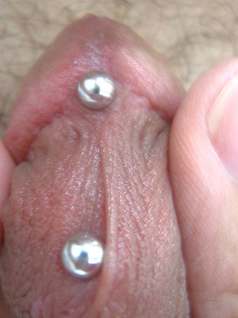 Penis intimpiercing Category:Female genital