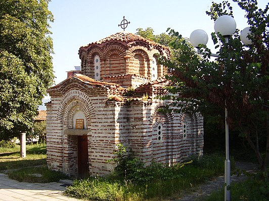 Church of St Nicholas, Sapareva Banya