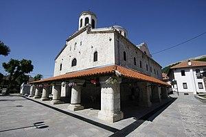 Cathedral of Saint George, Prizren - Image: Sv. Djordje Prizren
