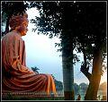 Swami Vivekanada's Statue at Vivekanand Sarovar.jpg