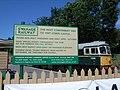 Swanage Railway sign - geograph.org.uk - 887029.jpg