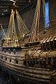 Swedish warship Vasa, sank 1628, Vasamuseet, Stockholm (33) (36225078176).jpg
