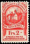 Switzerland Neuchâtel 1921 revenue 1 2Fr - 9D.jpg