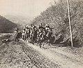 Szarża 3 szwadronu kawalerii LP, 1914.jpg