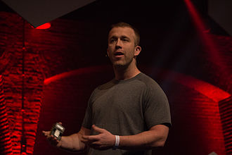 Tucker Max - Max at The Next Web 2015