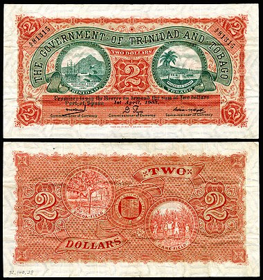 Trinidad and Tobago dollar