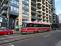 TTC streetcar 4013 heads west on King near Spadina, 2014 12 20.JPG - panoramio.jpg